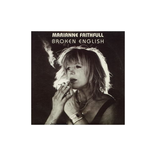Marianne Faithfull - Broken English - Island 1904 France CDS