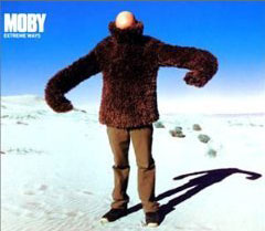 Moby - Extreme Ways - Labels ICDMUTE270 Europe CDS