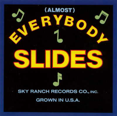 V/A (INCL. SONNY LANDRETH, JOHNNY WINTER, MICHAEL  - (Almost) Everybody slides - CD