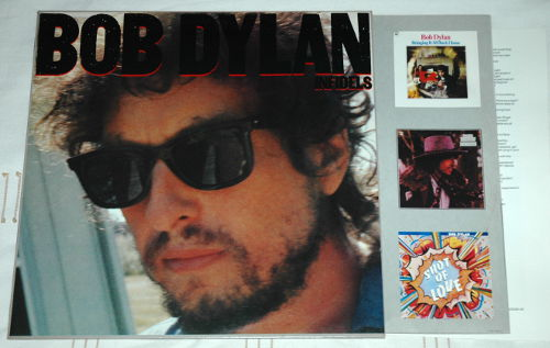 Bob Dylan - Infidels - CBS 25539 Holland LP