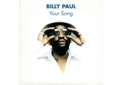 PAUL, BILLY - Your Song - CD single