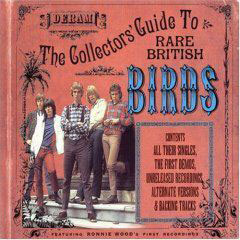The  Birds (Rolling Stones 's Ron Wood 60s band) - Collectors Guide - Deram 564 139-2 UK CD