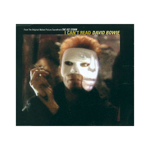 David Bowie - I Can't Read - Zyx 87578 Germany CDS