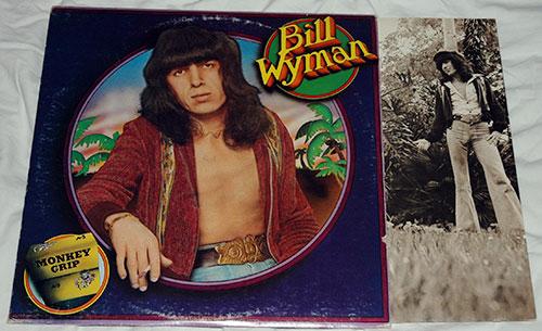 Bill Wyman - Monkey Grip  - RSR COC 79100 France LP