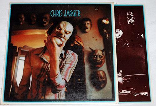 Chris Jagger - Chris Jagger - Asylum SD 5069 USA LP