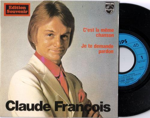 françois, claude c'est la même chanson