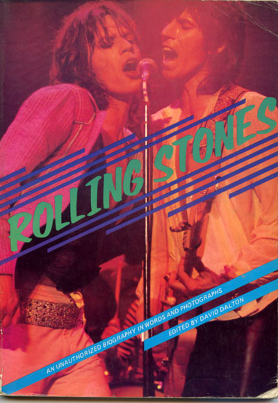 The Rolling Stones - Rolling Stones -   UK book