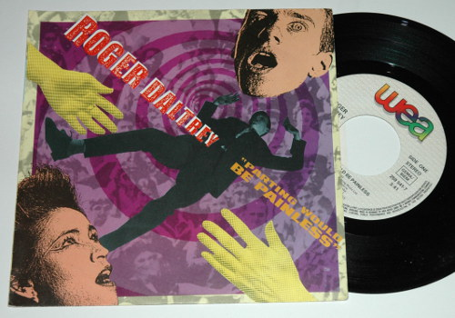 """Roger  Daltrey (The Who) - Parting Would Be Painless - WEA 259541-7 Germany 7"""" PS"""