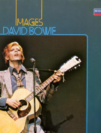 David Bowie - Images - Decca 6.28108 Germany LPx2