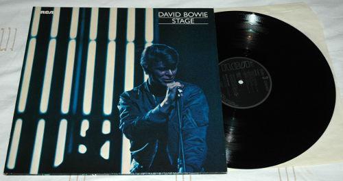 David Bowie - Stage - RCA PL 89002 Germany LPx2