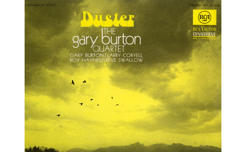 Gary Burton Quartet, The - Duster - LP