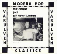 "Joseph Allen Viglione / The Count - Modern Pop - Varulven JAV-V-9 USA 7"" EP"