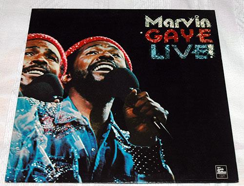 Gaye, Marvin - Live! - LP