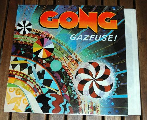 gong gazeuse -