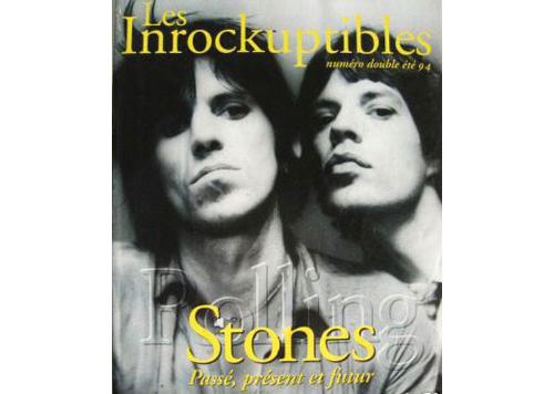 The Rolling Stones - Les Inrockuptibles - Summer 94 -   France mag