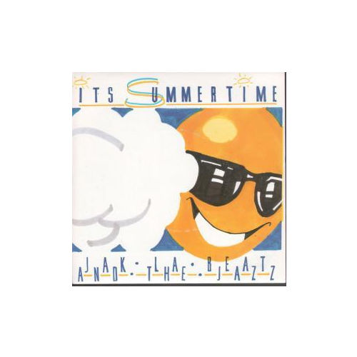 "Jack La Beat - It's Summertime -  ADUB20 UK 7"" PS"