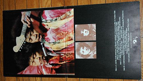 Hendrix, Jimi Electric Ladyland