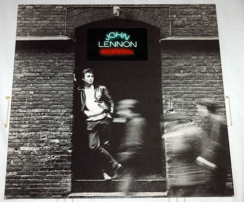 John  Lennon (The Beatles) - Rock'n'Roll - EMI 2C 066 05834 France LP