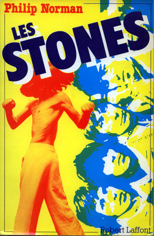 The Rolling Stones - Les Stones -   France book