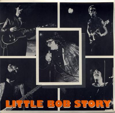 """Little Bob Story - I'm Crying - Chiswick SW 7 UK 7"""" EP"""
