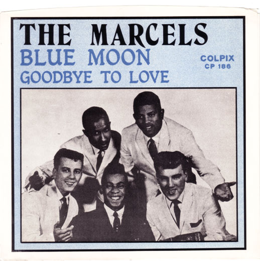 The Marcels Blue Moon
