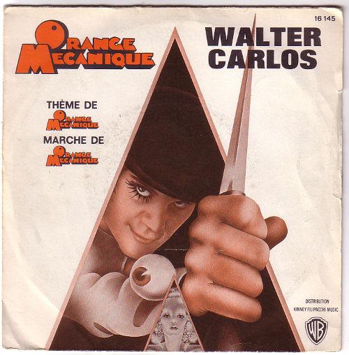 Walter Carlos Orange Mecanique (Clockwise Orange)