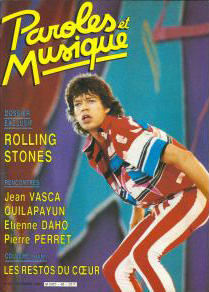 The Rolling Stones - Paroles & Musiques -   France mag