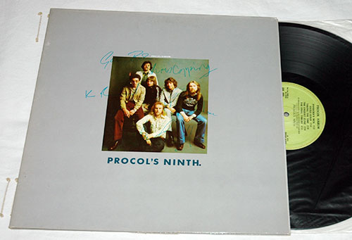 Procol Harum - Procol's Ninth - Chrysalis CHR 1080 France LP