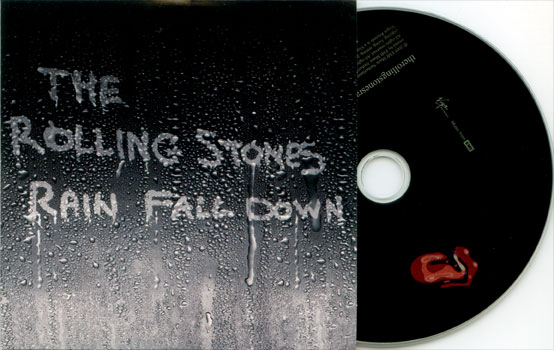 The Rolling Stones - Rain Fall Down - Virgin VSCDJ 1907 Europe CDS