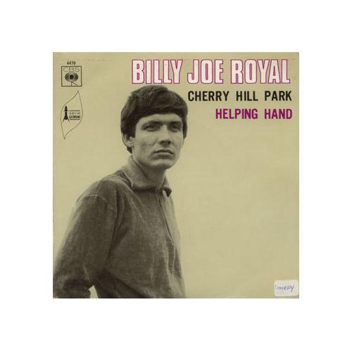 "Billy Joe Royal - Cherry Hill Park - CBS 4470 France 7"" PS"