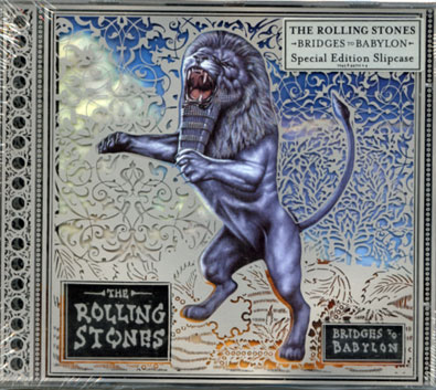 The Rolling Stones - Bridges To Babylon - Virgin CDVX2840 UK CD