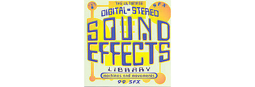 Ultimate Sound Effects - library - Ultimate Sound Effects - SFX 99 SFX USA CD