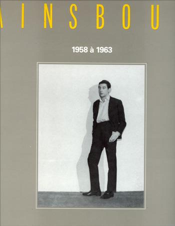 Gainsbourg, Serge 1958 à 1963