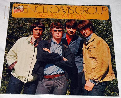 spencer davis group, the gimme some lovin' -