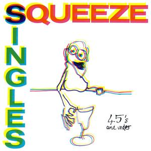 Squeeze - Singles 45's and under - A&M CD-4922 USA CD