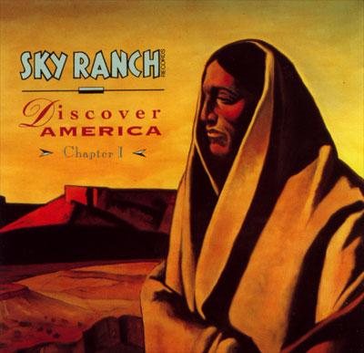 V/A incl. Don Covay, Sonny Landreth, Ben Vaughn, Greg Brown, & more - Discover America - Sky Ranch - Virgin 390002 France CD