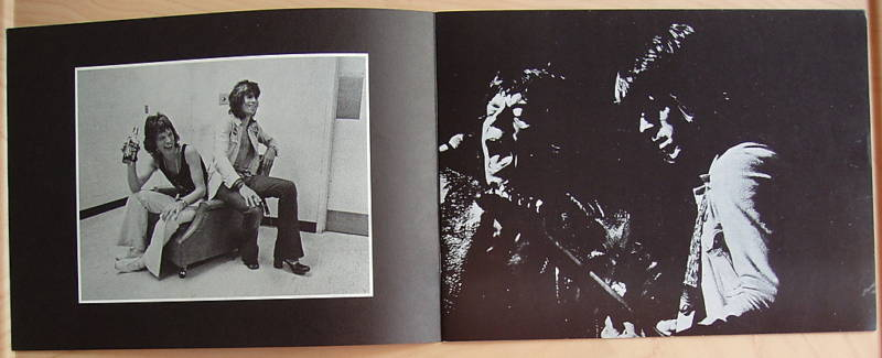 The Rolling Stones - Program 1972 -   USA program