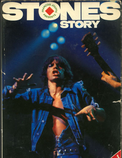 The Rolling Stones - Stones Story -   France book