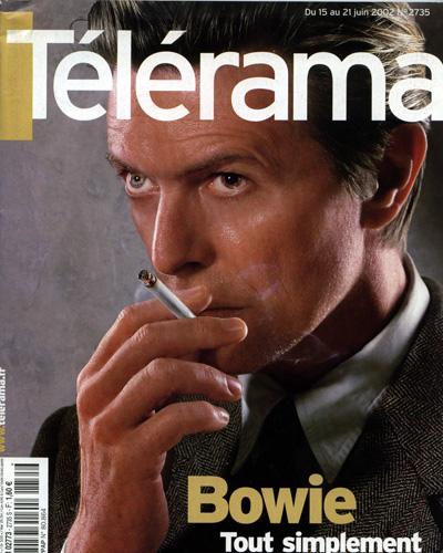 David Bowie - Télérama -   France mag