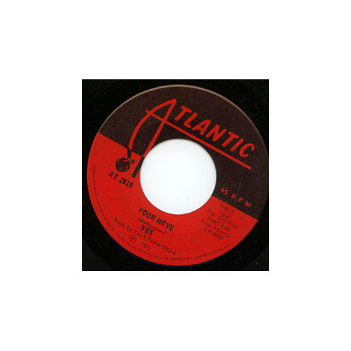 """Yes - Your Move - Atlantic AT 2819 Canada 7"""""""