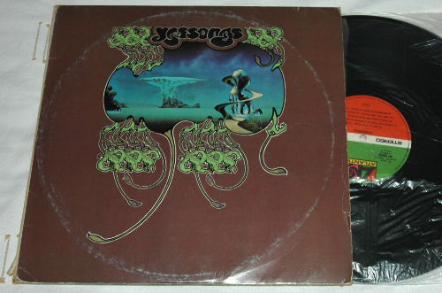 Yes - Yessongs - Atlantic 60045 France LPx3