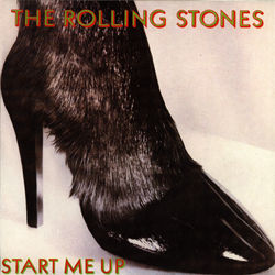 The Rolling Stones : Start Me Up - South Africa 1981