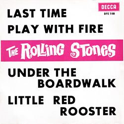 The Rolling Stones : The Last Time - South Africa 1965