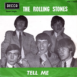 The Rolling Stones : Tell Me - South Africa / Rhodesia 1964