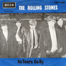 The Rolling Stones : As Tears Go By - South Africa 1966