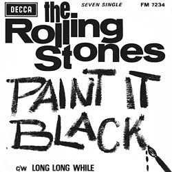 The Rolling Stones : Paint It, Black - South Africa 1966