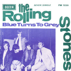 The Rolling Stones : Blue Turns To Grey - South Africa 1966