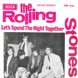The Rolling Stones : Let's Spend The Night Together - South Africa 1967