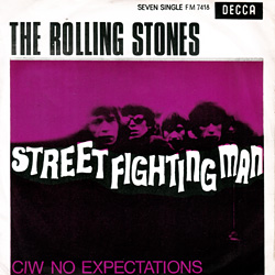 The Rolling Stones : Street Fighting Man - South Africa 1968
