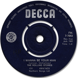 The Rolling Stones : I Wanna Be Your Man - South Africa 1964